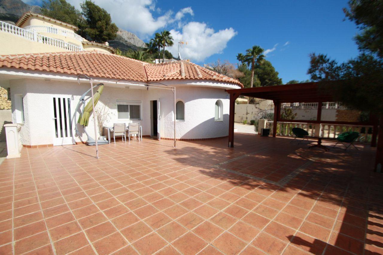Villa in Sierra de Altea