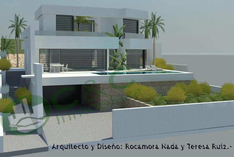 Neubau in Altea Hills