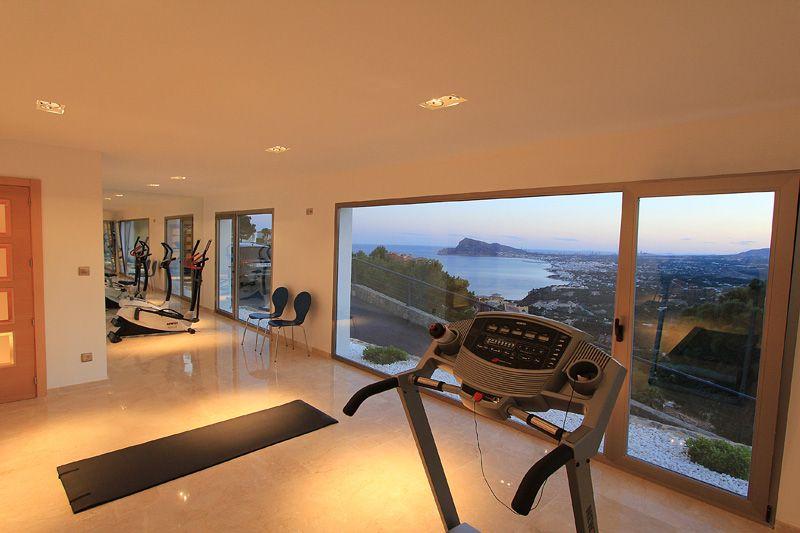 Fantastische moderne Villa mit spektakulärem Meerblick in Altea Hills