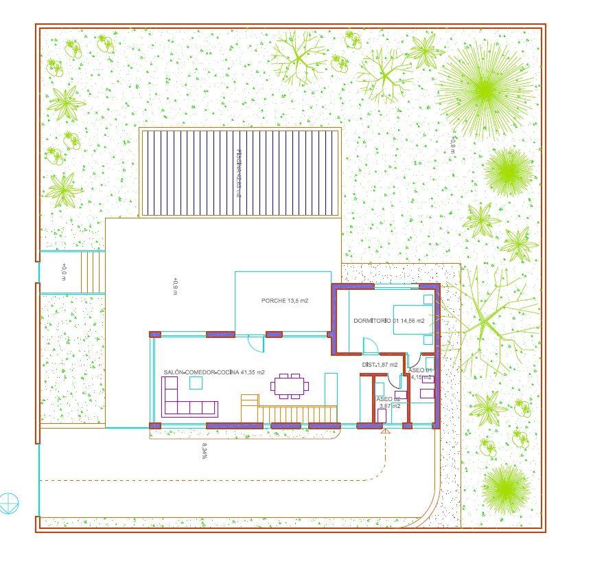 Villa Moderna Con Piscina En Bello Horizonte