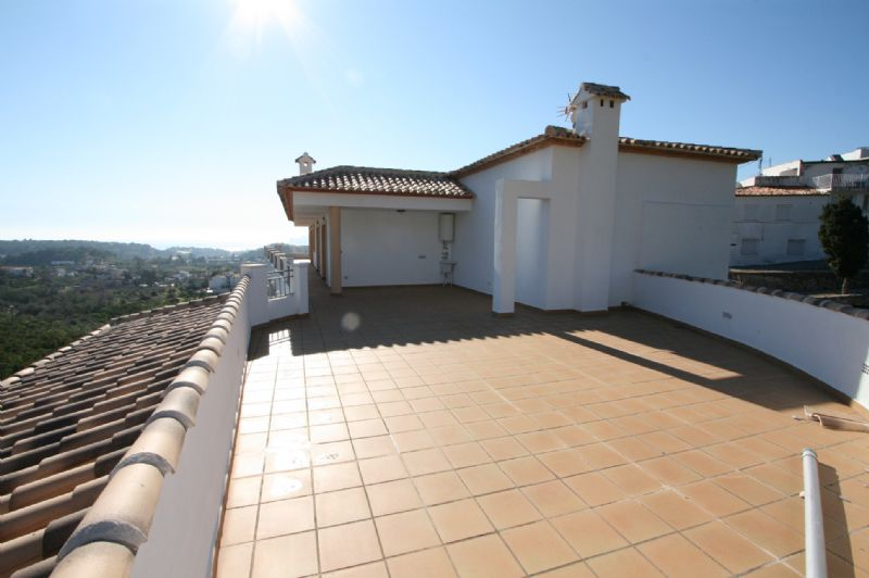 Luxus Penthouse in Altea la Vieja – das Beste