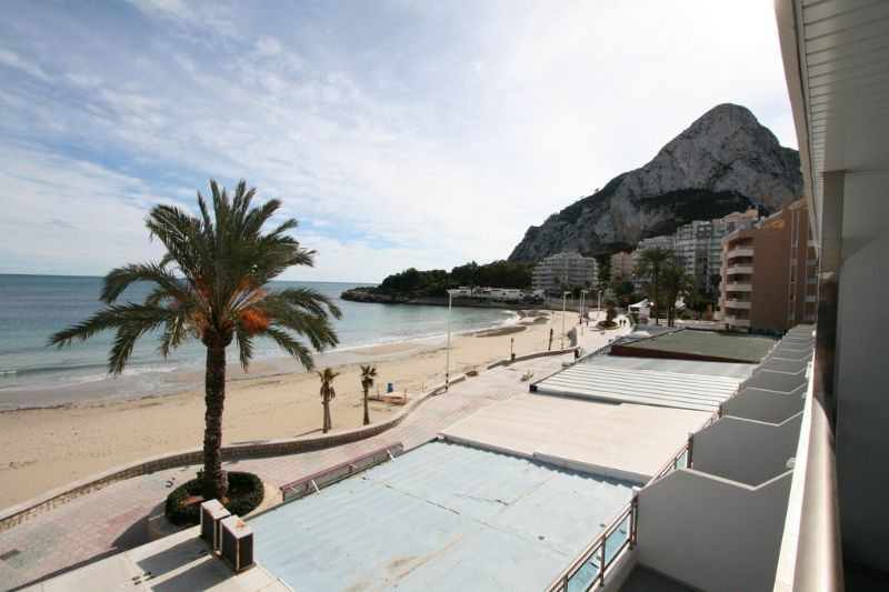 Apartment in 1. Linie in Calpe