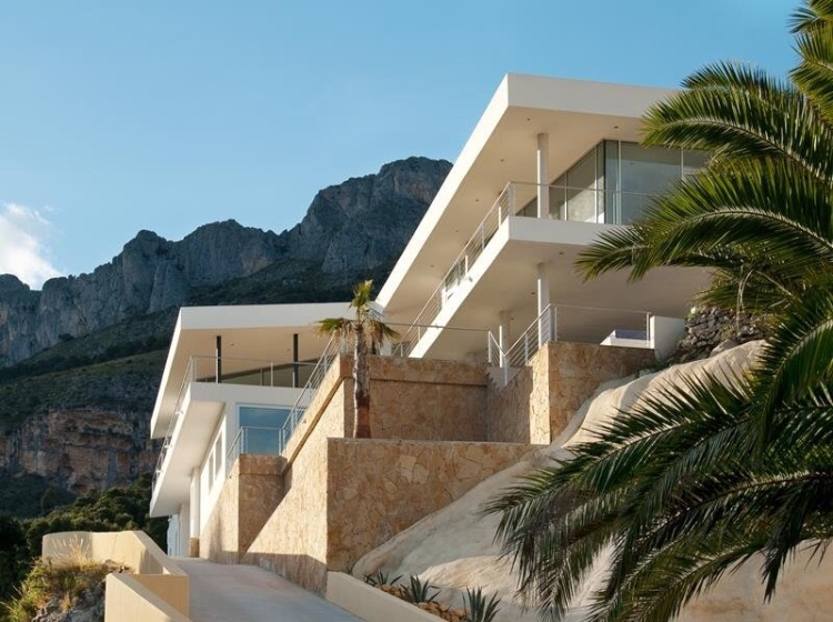 Awarded luxury villa on the Costa Blanca