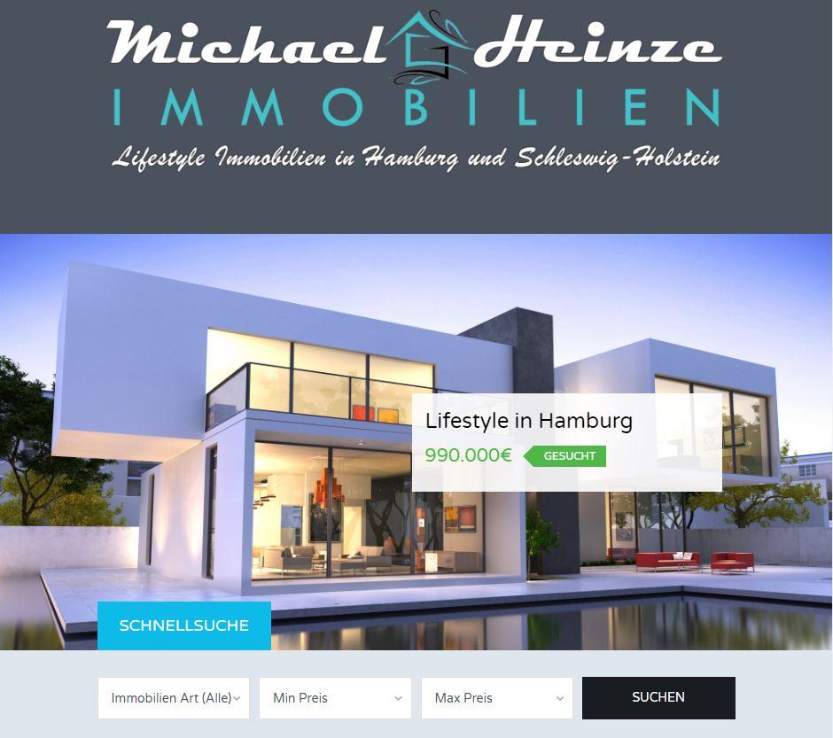Michael Heinze Immobilien – Immobilien