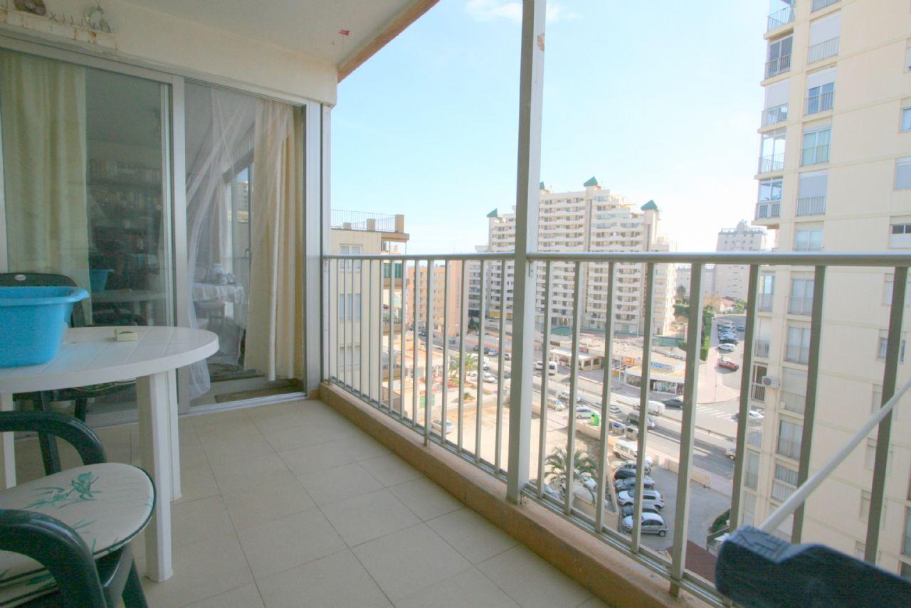 Apartment in Calpe in Strandnähe und ruhiger Lage zu verkaufen