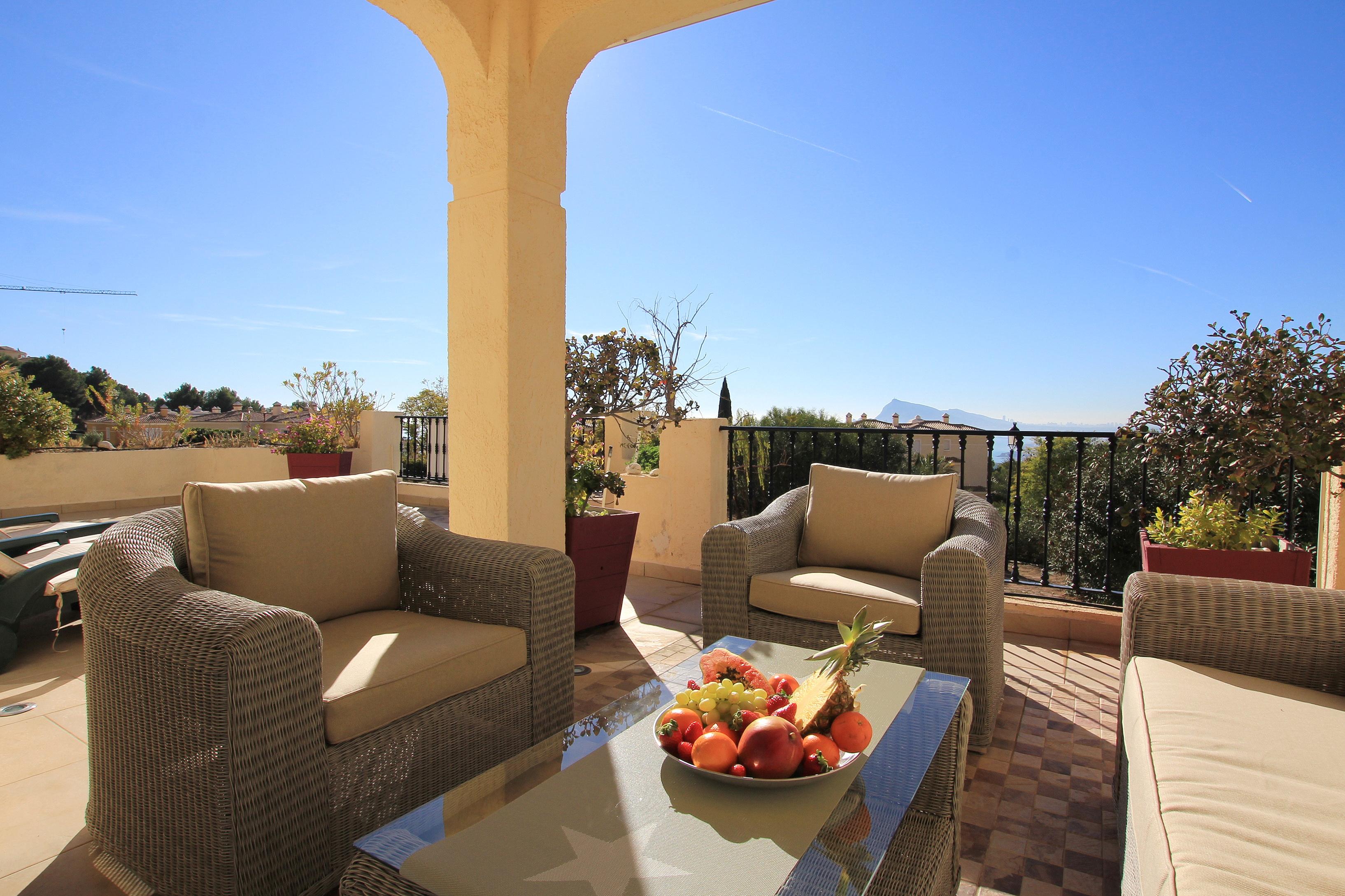 Spain – Holiday House Altea Hills – Costa Blanca! Ocean View!
