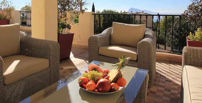 Spanien – Ferienhaus Altea Hills – Costa Blanca! Meerblick!