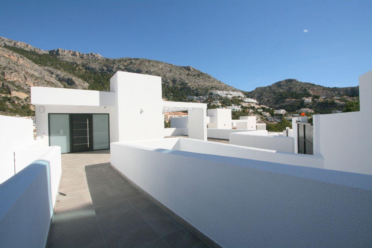 Moderne  Designer Villa in Altea zum Verkauf