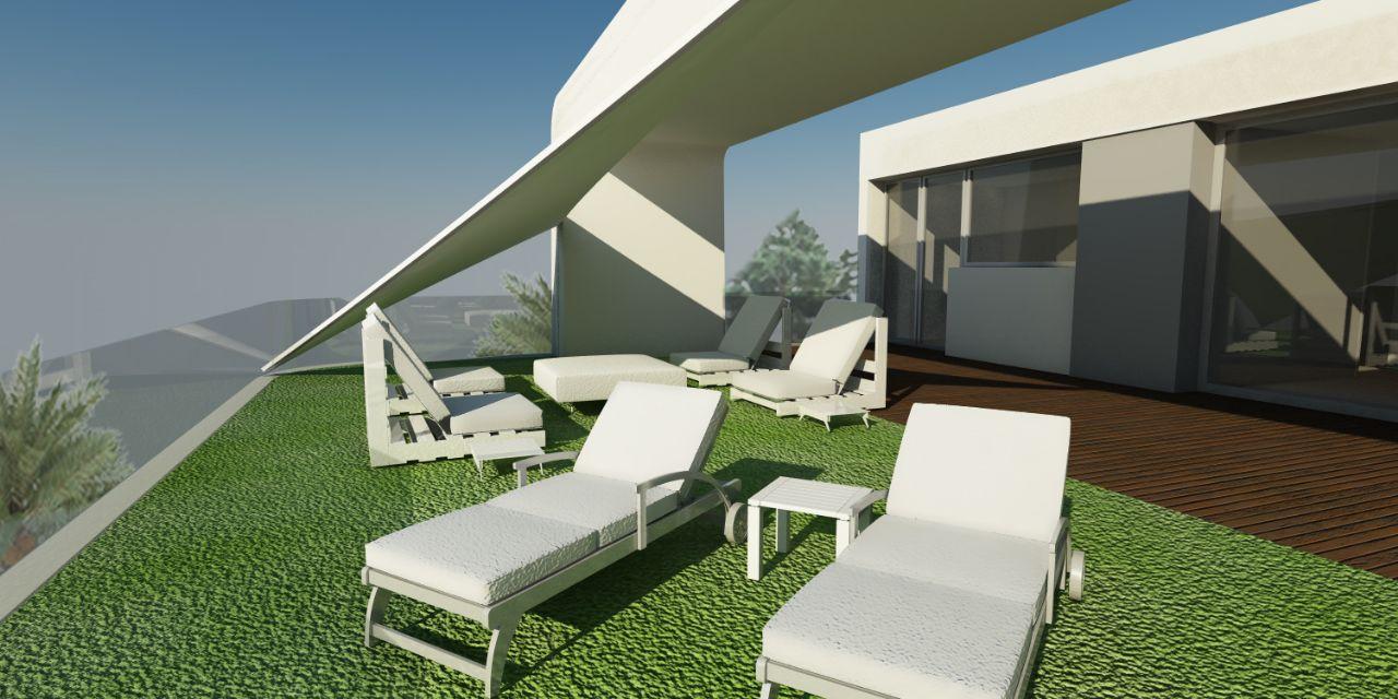 Spektakuläre neue Luxusvilla in Altea Hills zu verkaufen