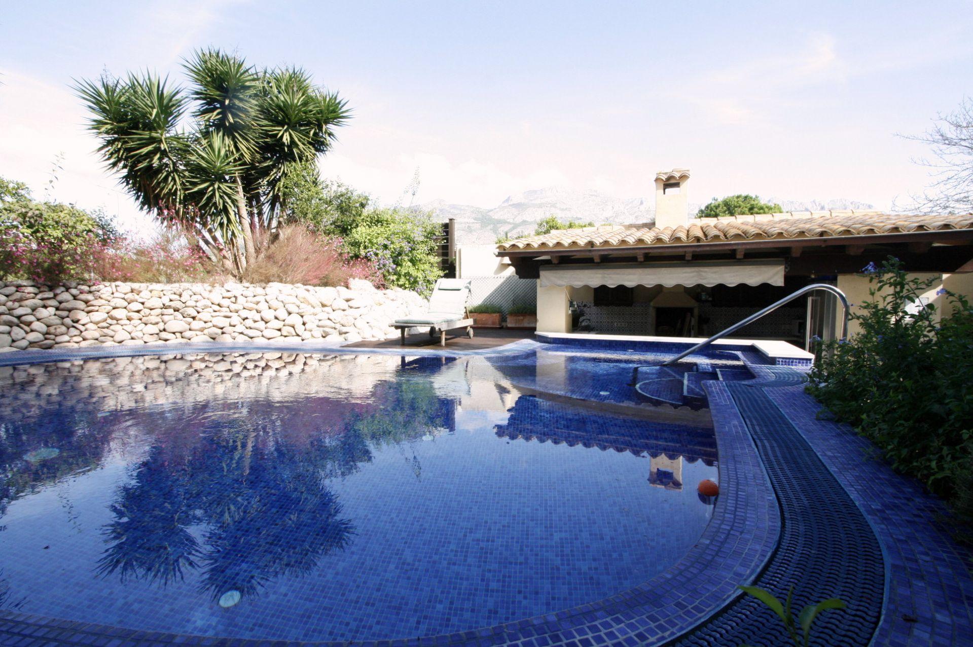 Ein kleines Juwel: Landhaus bei Altea la Vella – Costa Blanca zu verkaufen