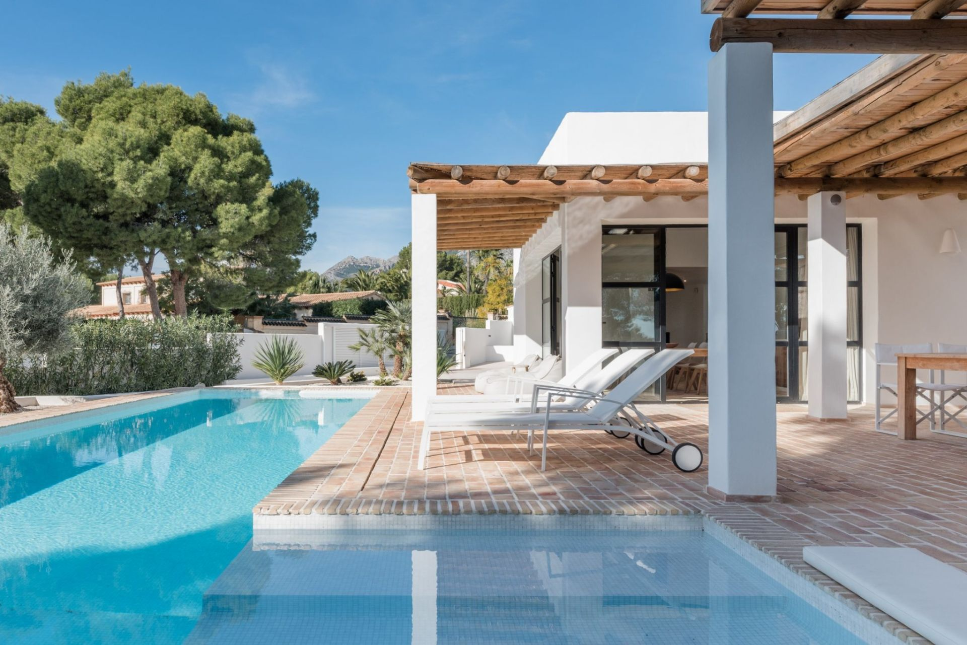 Charmante Villa in Altea Sierra de Golf